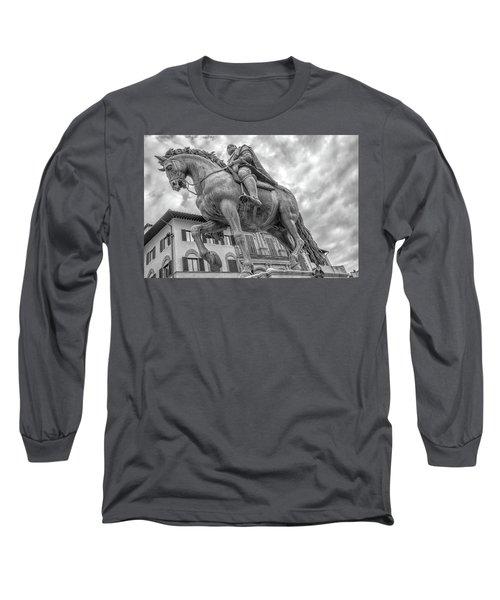 Cosimo De Medici Long Sleeve T-Shirt