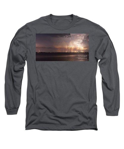 Yacht Club Nights Long Sleeve T-Shirt