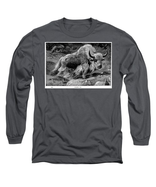 YAK Long Sleeve T-Shirt by Granger