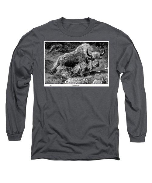 YAK Long Sleeve T-Shirt by Granger