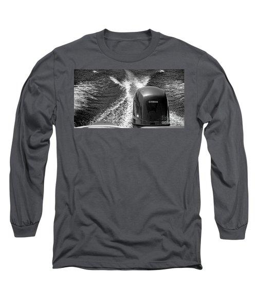 Yamaha Power Long Sleeve T-Shirt