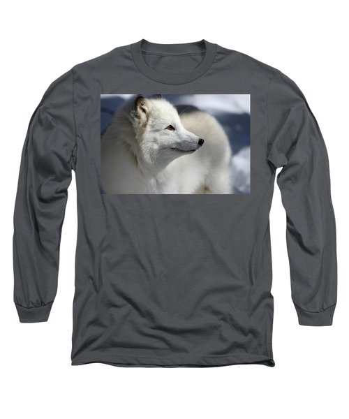 Yana The Fox Long Sleeve T-Shirt