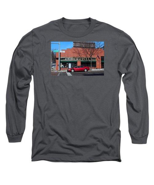 Ye Olde Cock N Bull Long Sleeve T-Shirt