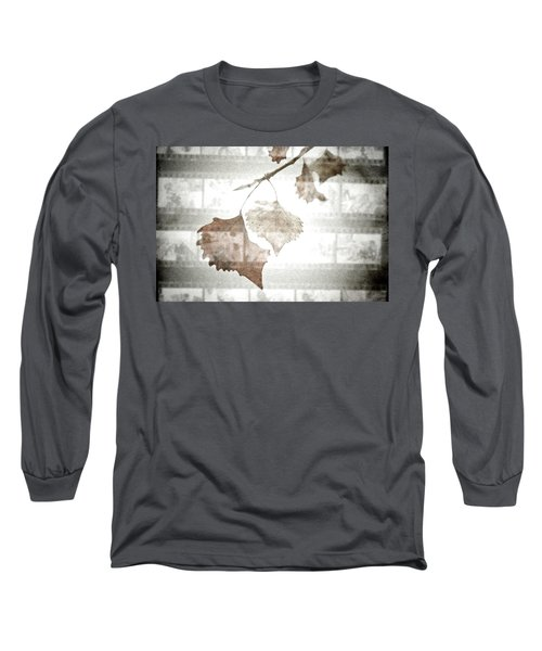 Years Ago Long Sleeve T-Shirt by Mark Ross