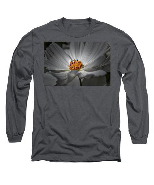 Yellow Hart #h8 Long Sleeve T-Shirt