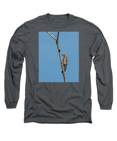 Yellow Shafted Flicker Long Sleeve T-Shirt