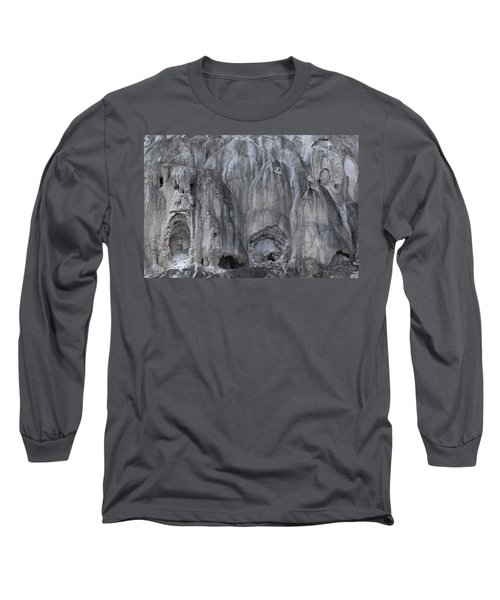 Yellowstone 3683 Long Sleeve T-Shirt by Michael Fryd