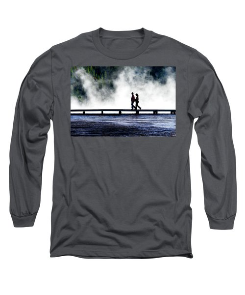 Yellowstone Walkers Long Sleeve T-Shirt