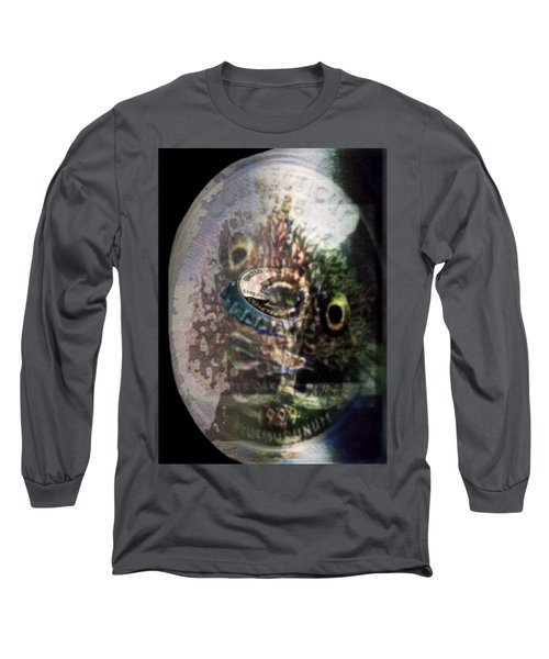 Yenom Retrauq Long Sleeve T-Shirt