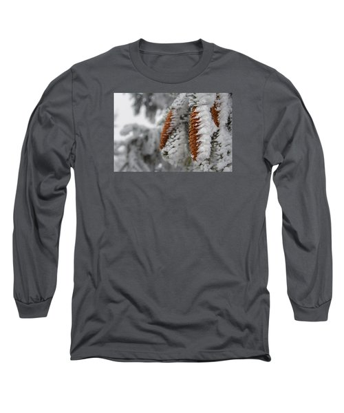 Yep, It's Winter Long Sleeve T-Shirt