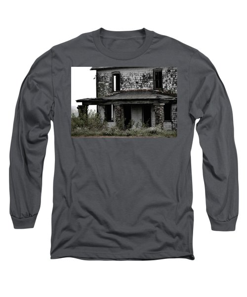 Yesterdays Front Porch Long Sleeve T-Shirt