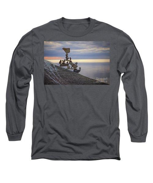 Yippie Kay Yay Long Sleeve T-Shirt