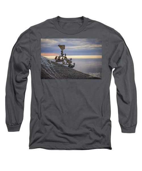 Yippie Kay Yay Long Sleeve T-Shirt