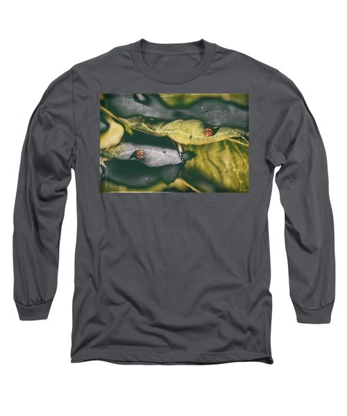 Yo, What? Long Sleeve T-Shirt