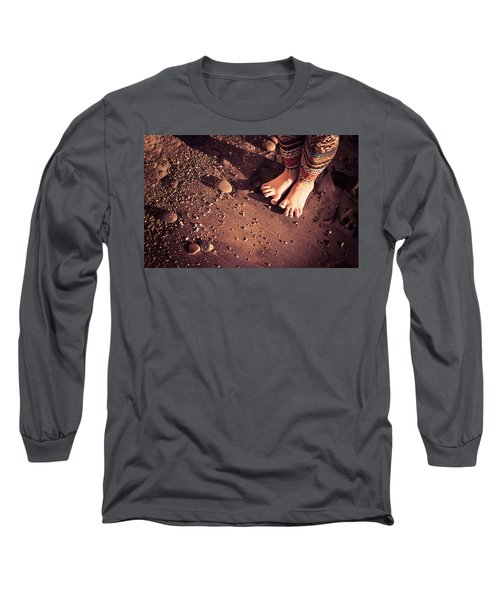 Yogis Toesies Long Sleeve T-Shirt