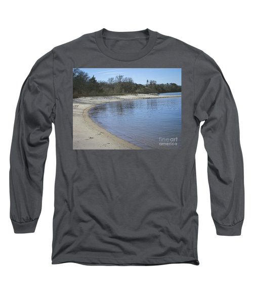 York River Long Sleeve T-Shirt by Melissa Messick