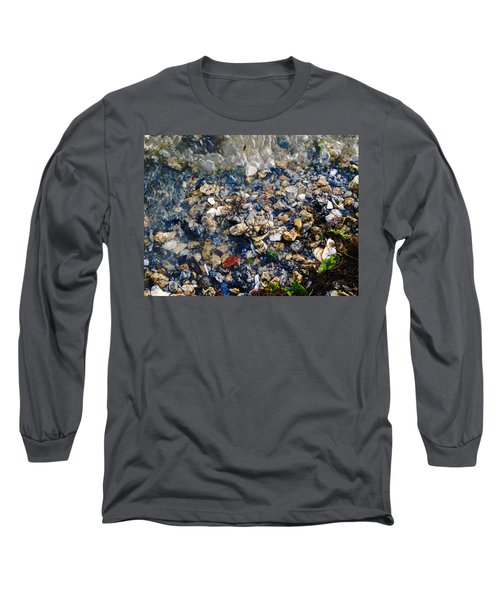 Yorktown Beach  Long Sleeve T-Shirt