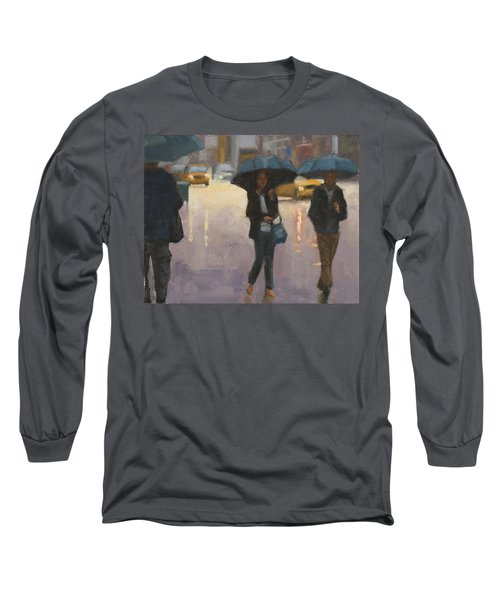 You And I And The Rain Long Sleeve T-Shirt