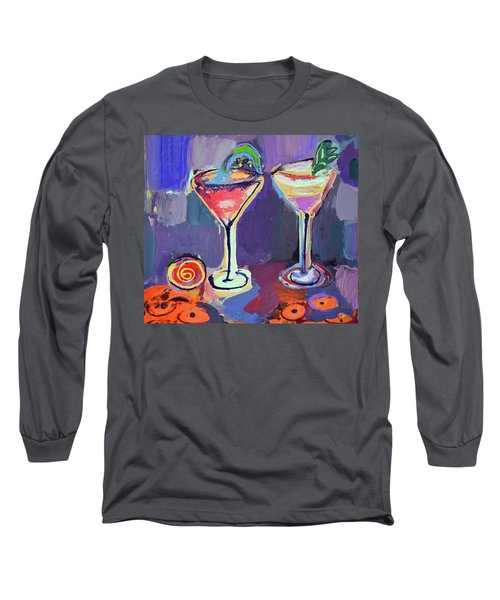 You And I, Let's Go Out Long Sleeve T-Shirt