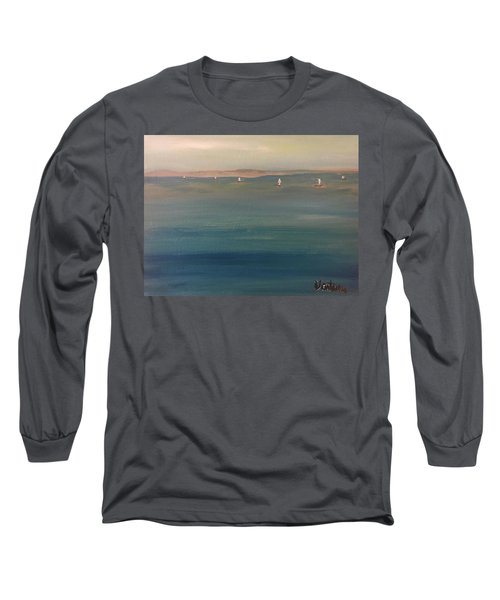 You Are But A Mist Long Sleeve T-Shirt