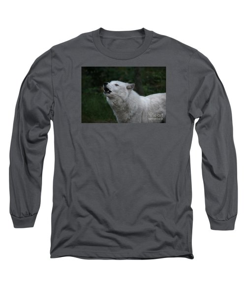 You Are My Moonshine Long Sleeve T-Shirt by William Fields