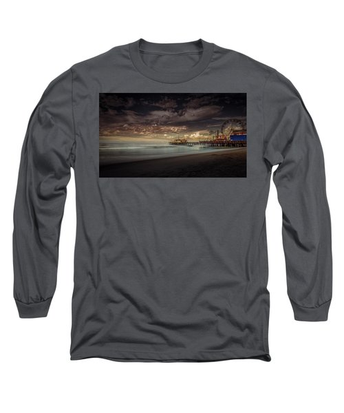 Enchanted Pier Long Sleeve T-Shirt