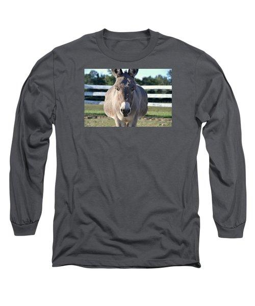You Wanna Pin What Where? Long Sleeve T-Shirt