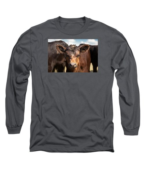 Young Angus Long Sleeve T-Shirt