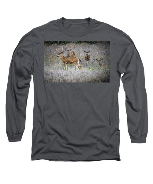 Young Bucks Long Sleeve T-Shirt