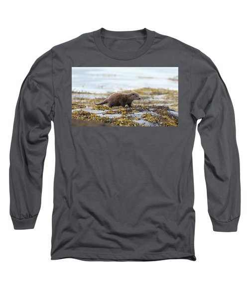 Young Otter Long Sleeve T-Shirt