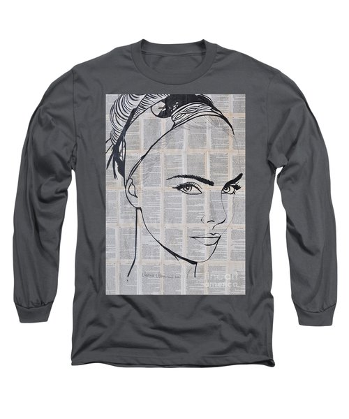 Your Eyes Long Sleeve T-Shirt