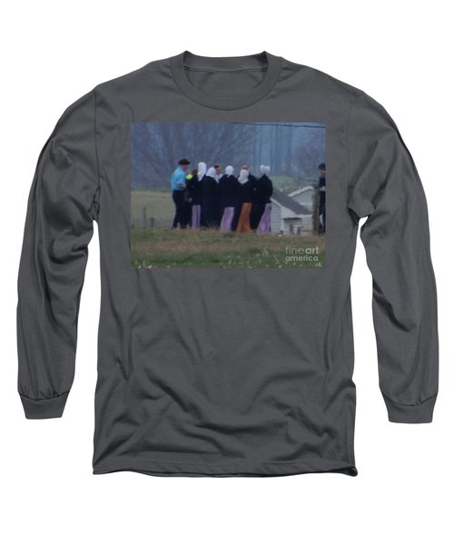 Youth Group Long Sleeve T-Shirt