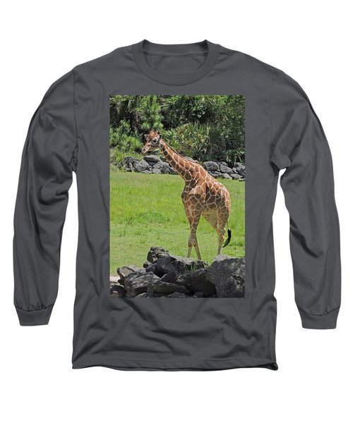 Youthful Long Sleeve T-Shirt