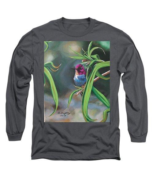 Yuma Hummer  Long Sleeve T-Shirt
