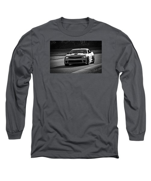 Z28 On Track Long Sleeve T-Shirt by Mike Martin
