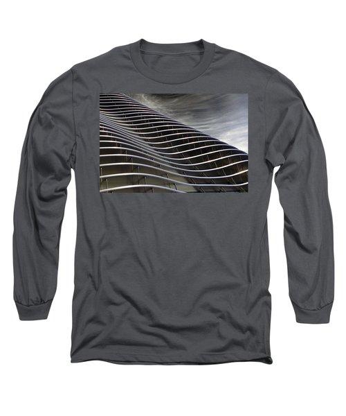 Zahner Facade Long Sleeve T-Shirt by Christopher McKenzie