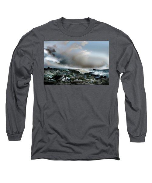 Zamas Beach #2 Long Sleeve T-Shirt