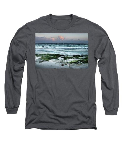 Zamas Beach #7 Long Sleeve T-Shirt