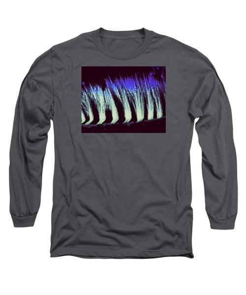 Zebra II Long Sleeve T-Shirt