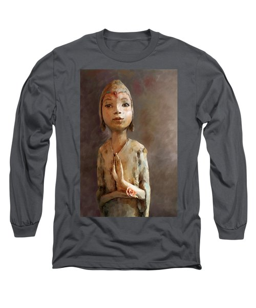 Zen Be With You Long Sleeve T-Shirt