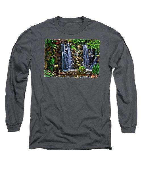 Zen Garden Long Sleeve T-Shirt