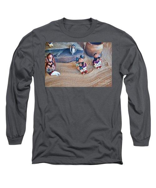 Zen In Taos Long Sleeve T-Shirt