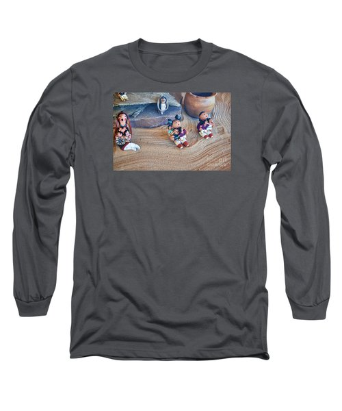 Zen In Taos Long Sleeve T-Shirt