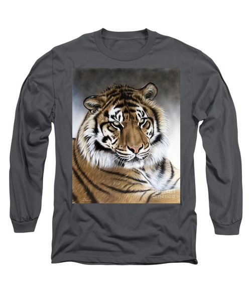 ZEN Long Sleeve T-Shirt by Sandi Baker