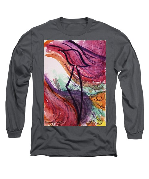 Zephyr Zayin Z2 Long Sleeve T-Shirt