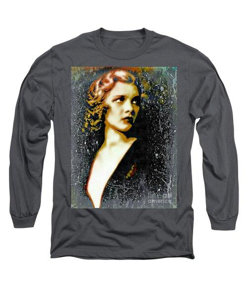 Ziegfeld Follies Girl - Drucilla Strain  Long Sleeve T-Shirt