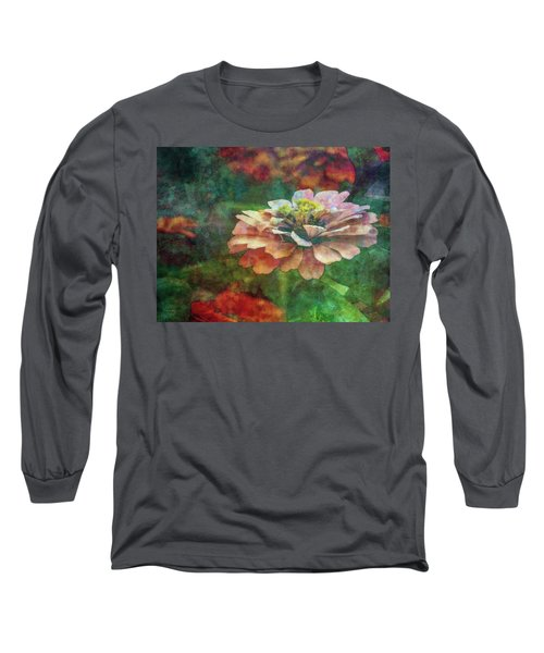 Zinnia Impression 1120 Idp_2 Long Sleeve T-Shirt