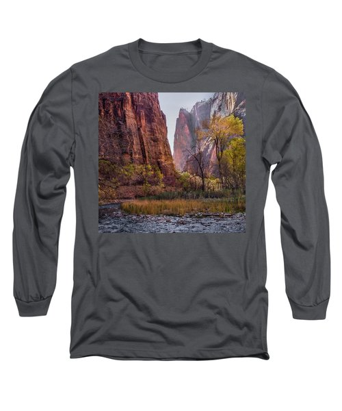 Zion Canyon Long Sleeve T-Shirt