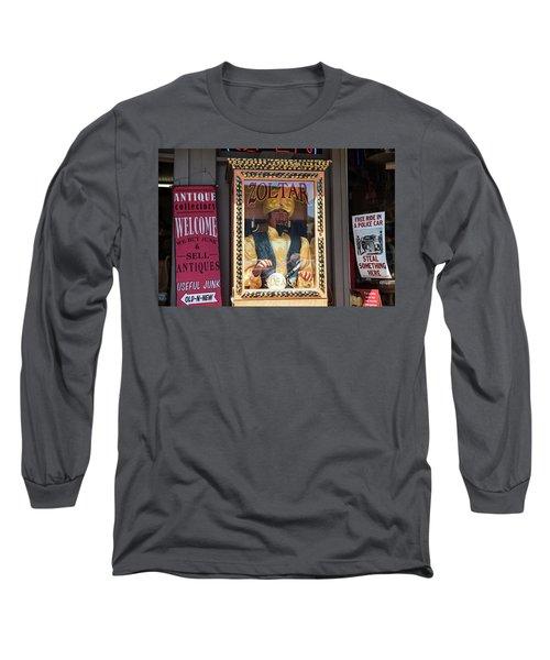 Zoltar Speaks Long Sleeve T-Shirt
