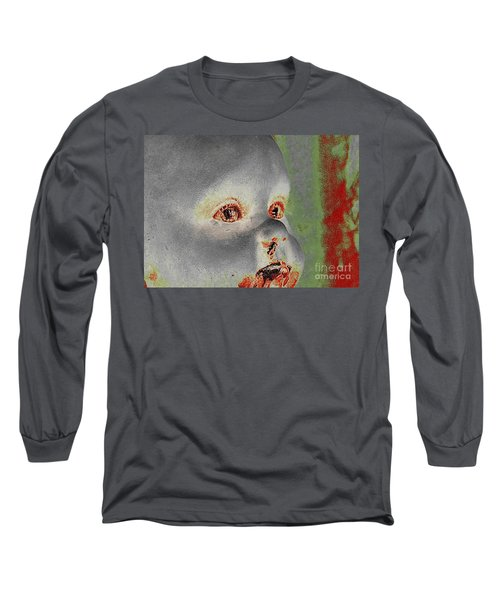 Zombie Baby Three Long Sleeve T-Shirt